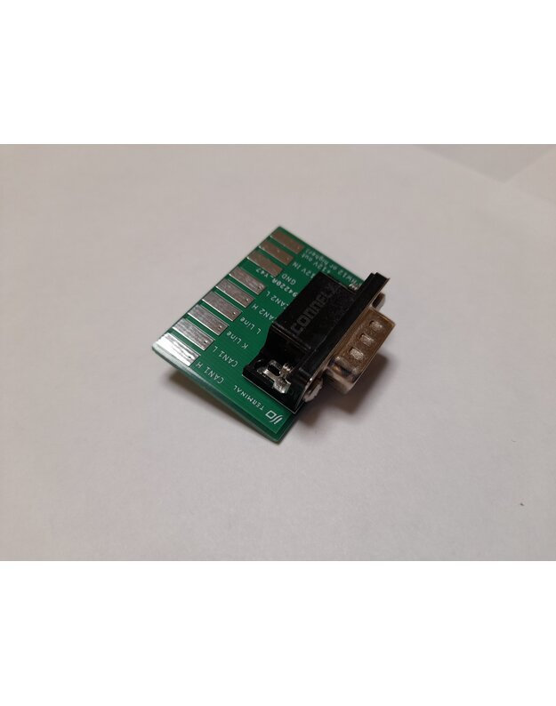 9DB PIN OUT ADAPTER FOR IO TERMINAL HARDWARE
